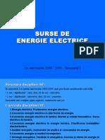 Surse de Energie