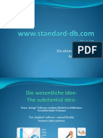 Standard-DB | EWS. A new beginning for Content Management Systems