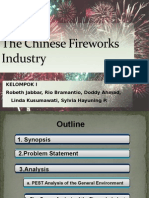 Chinese Fireworks Case