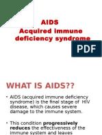 AIDS Medicine Yr4 Sgt