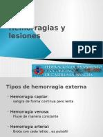 Hemorragias y Lesiones