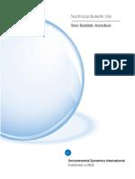 104 Fine Bubble Aeration
