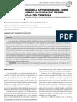 A Terapia Fotodinâmica Antimicrobiana Como Opção de Tratamento Não Invasivo Da Periimplantite Uma Revisão de Literatura