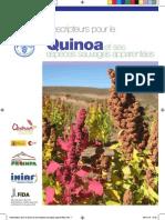 Descripteurs pour le quinoa et ses espèces sauvages