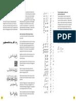 DTAW Arabic Script
