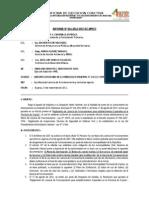Informe Nº 041 - Observa Ordenanza Licencias Especiales