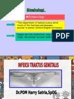 INFEKSI TRAKTUS GENETALIS