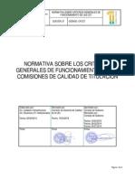 Criterios Funcionamiento CCT