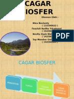 Ppt Cagar Biosfer
