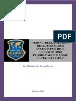 School Bell Final Project