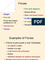 forces - 2 - connected masses, atwood devices, friction