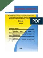 Guia Didactica Clinica I