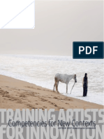 Training Artist for Innovation