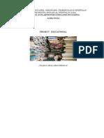 Proiect Cu Biblioteca