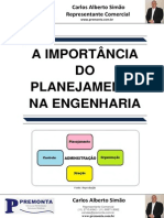 A Importância do Planejamento na Engenharia