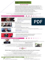 Motion B Newsletter N°6 de AGPG20e