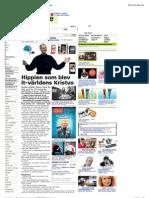 Hippien som blev it-världens Kristus | Pryl | Aftonbladet
