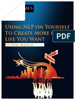 Using NLP on Yourself - 10 - Course Action Manual