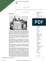 Civil Society Issue- InfoChange Agenda
