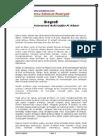 Biografi Albani