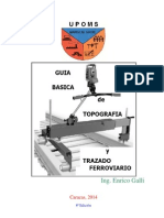 Guia de Topografia y Trazado Fe - Ing. Enrico Galli