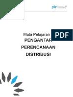 1. Pengantar Perencanaan Distribusi