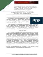 021-026 Estudio Evolutivo de Los Cationes
