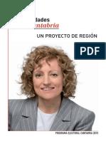Un Proyecto de Región #nuEVAsoportunidades.
