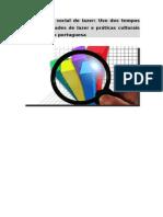 Tempos Livres Da População Portuguesa