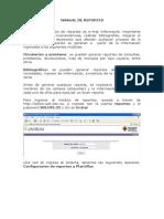 96. Manual de Reportes Janium