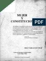 5. Mujer y Constitución