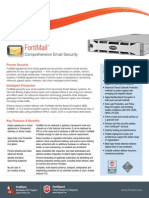 FortiMail-1000D