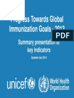 Slides Global Immunization