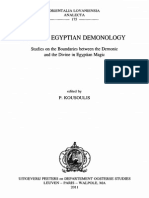Ancient Egyptian Demonology