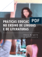 Praticas Educacionais no Ensino de Linguas