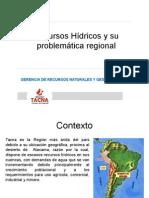 Recursos Hídrico CR93