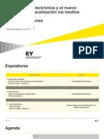 NOV 2014 Ley Contabilidad Electronica y Medios Electronicos de Fiscalizacion