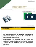 INDUCCIÓN PRIMEROS AUXILIOS.ppt
