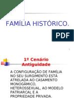 A história da família