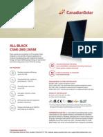 Datasheet All Black CS6K-M En