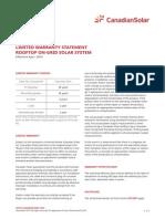 Waranty System Kits En