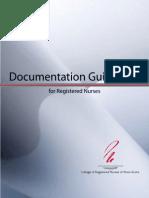 Documentation Guidelines