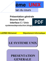 Introduction à l'unix