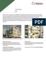 Data Sheet Allplan Architecture