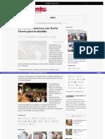 16-05-2015 La Vicente Guerrero con Nerio Torres para la alcaldía