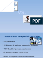 Analiza Decathlon vs Intersport