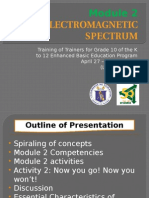 g10 ntot physics em spectrum