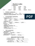 Plantilla Puntuacion PLON 3