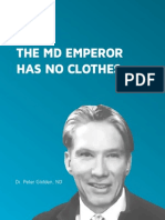The MD EMPEROR by Dr. Glidden Copyright 2014