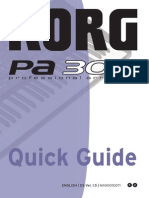 Pa300 Quick Guide v150 (English)